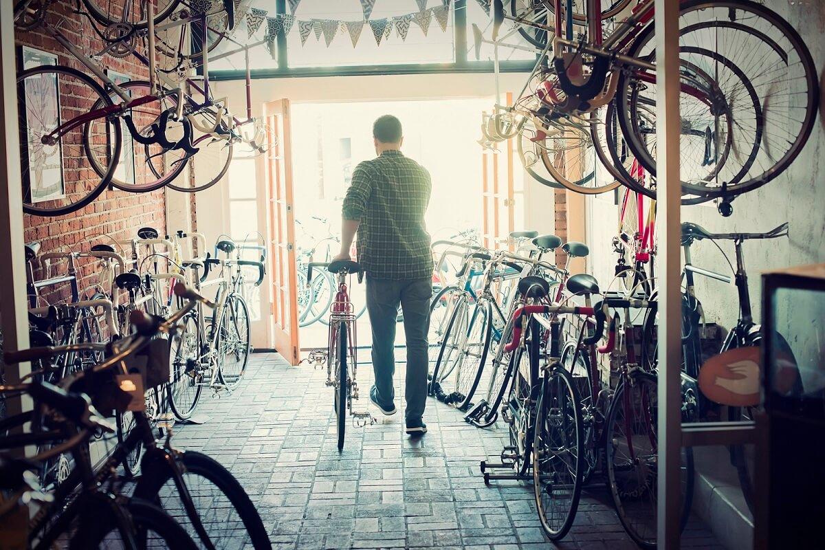 wymiana rower